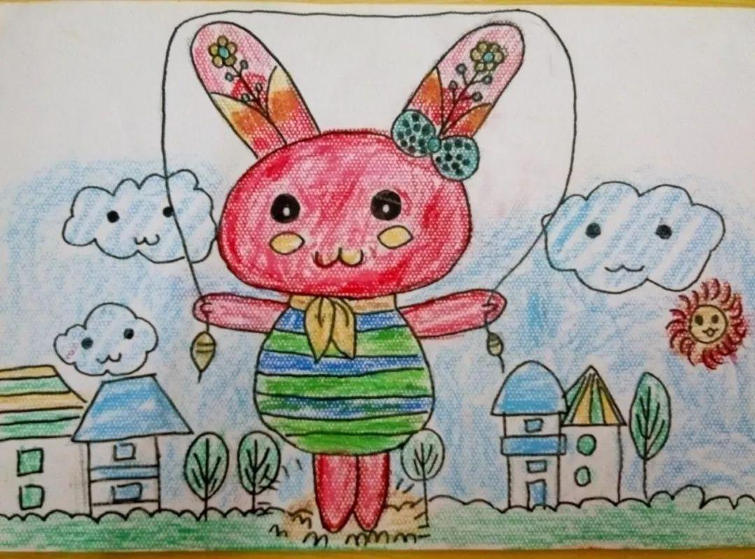《跳啊跳》聋哑二年级韩某某   《童话城堡》聋哑二年级张某某   《我的家乡》聋哑七年级范某某   《圣诞树》培智二年级王某某   《数字兔宝宝》聋哑四年级王某某   《天鹅》聋哑二年级林某某