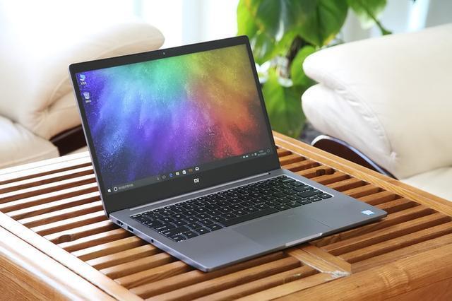 搭载Intel八代酷睿系列处理器的全新小米笔记本Air 13