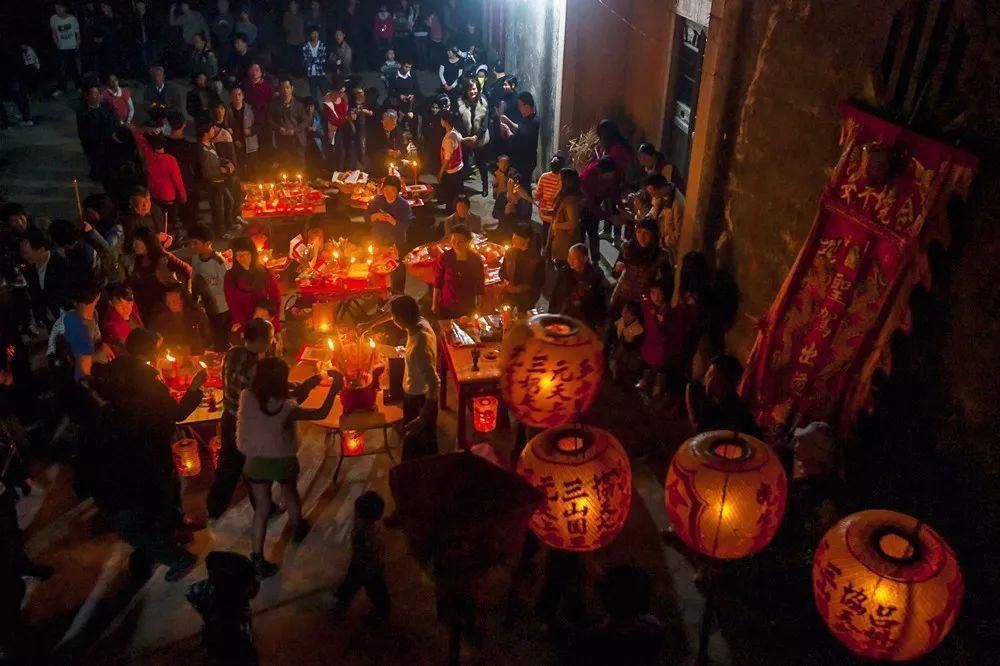蔡焕松丨令人叹为观止的潮汕年俗,这才是中国最浓烈的年味儿