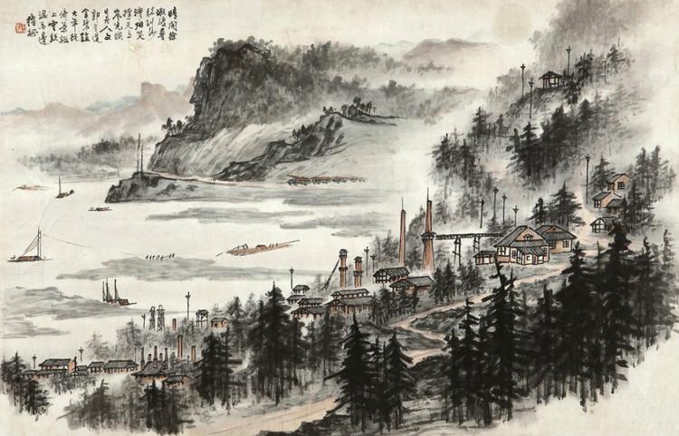 文化 正文  1909年,伍瘦梅出生于一个中医世家,幼年时即研习书画,12岁