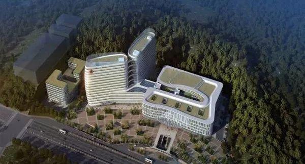 吉华医院设计图图片