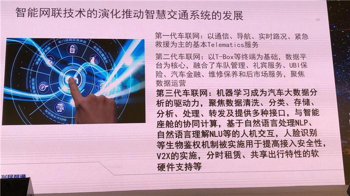 兴民智通张人杰:智能网联汽车助力打造智慧交通系统