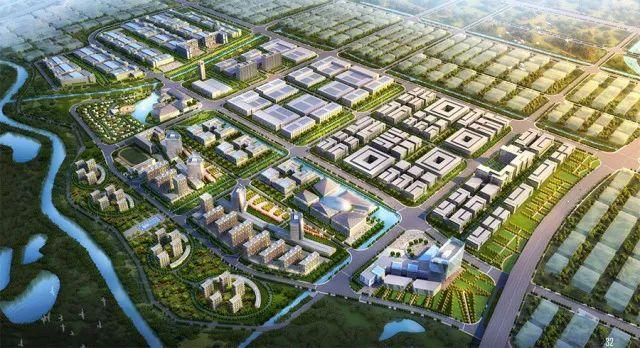 晋江集成电路产业园区