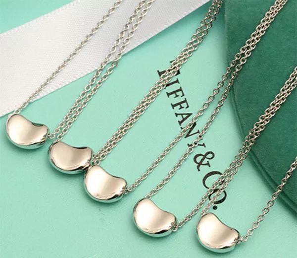 tiffany&co蒂芙尼elsa peretti经典银豆子项链,999元(参考价:1099元)图片
