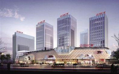 乌鲁木齐第二座万达广场明日正式开业