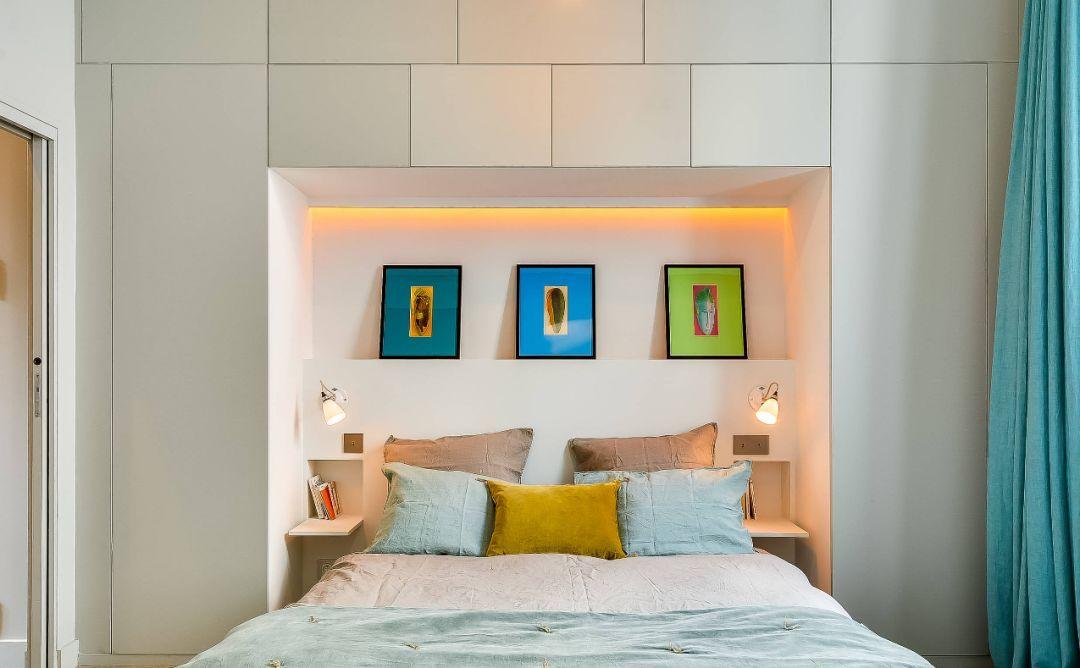 卧室床头应该这样设计