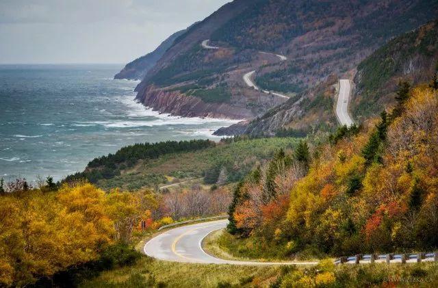 奇妙大自然!探秘加拿大布雷顿角高地国家公园_福玛... _新浪博客