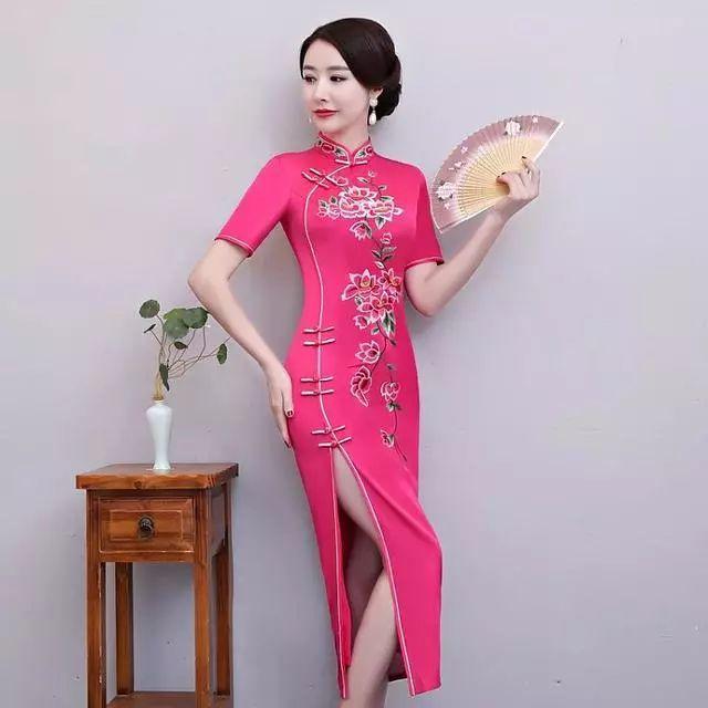 旗袍女子——周婷 - 张庆瑞65 - 百纳袈裟