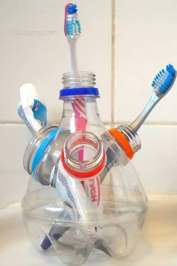 塑料瓶手工制作,涨见识了!