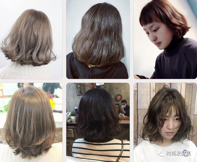 新年烫发大搜罗图集发型二十九女上梳发型图片