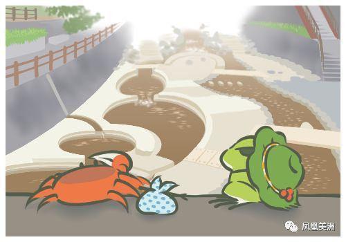 旅行青蛙火遍中国 登纽约时报