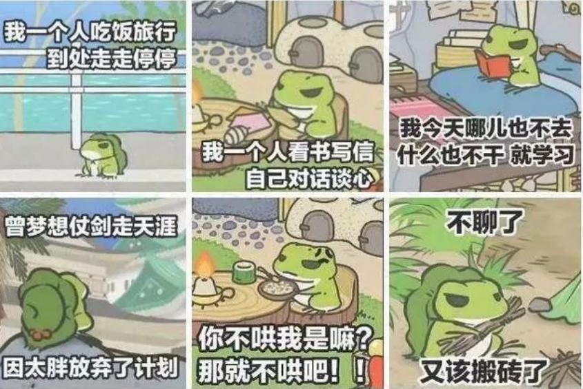 坤鹏论:青蛙走红的原因很简单 不要过度解读啦!-自媒体|坤鹏论