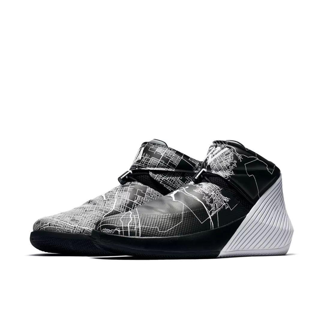 酷劲十足够不够!威少战靴 Jordan Why Not Zero.1 全明星配色亮相,莆田高仿鞋,莆田精仿鞋,莆田鞋吧