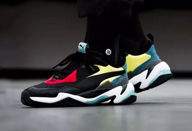 2018是爹年!Puma 的老爹鞋也来了!今年4 月份正式发售。莆田高仿鞋,莆田精仿鞋,高仿运动鞋