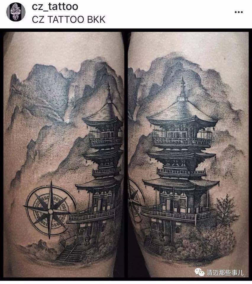 清迈纹身节来了!