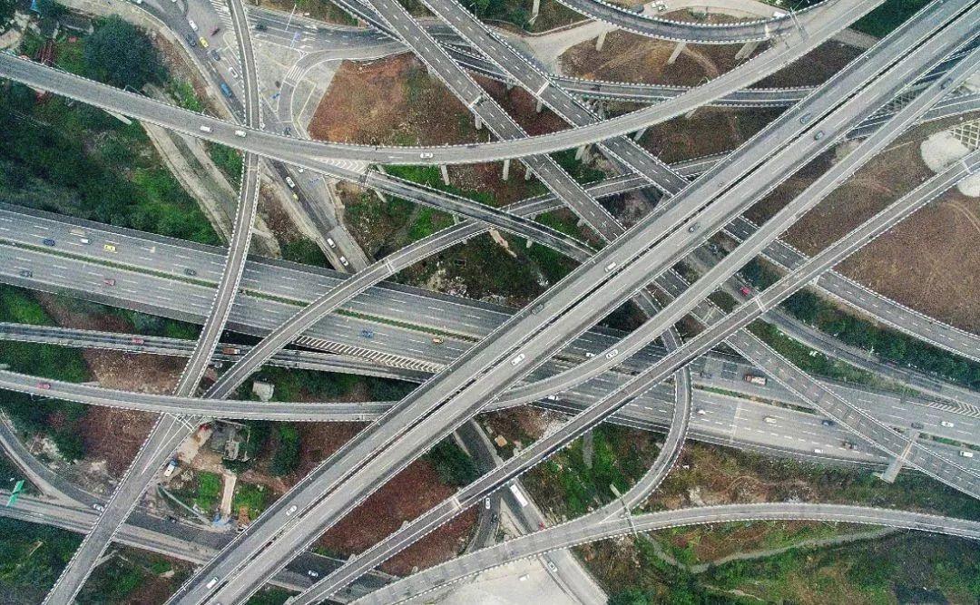 黄桷立交桥