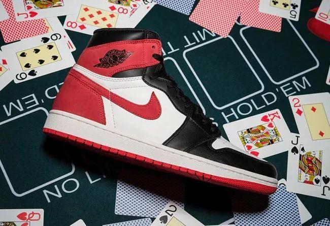 """又来一个黑脚趾!这双 Air Jordan 1 """"6 Rings"""" 还有新的创意哦!莆田高仿鞋,莆田精仿鞋,莆田鞋吧"""