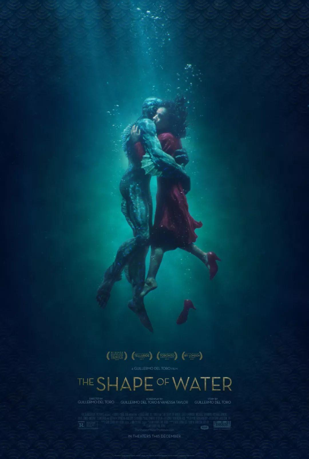 《水形物语》| 比《美女与野兽》更猎奇的成人童话