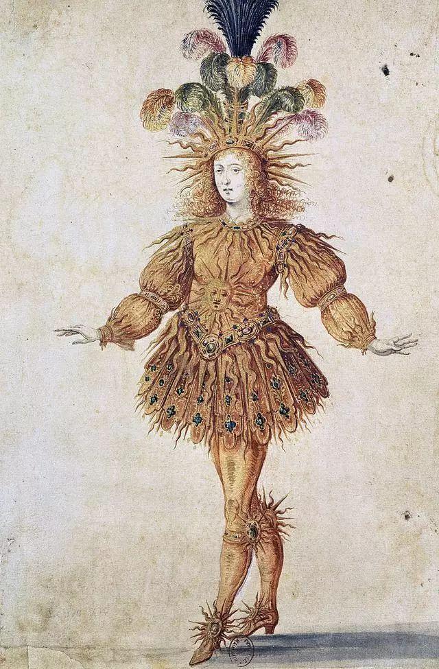康凯斯_小讲堂 | 跳芭蕾的太阳王与他伟大的世纪