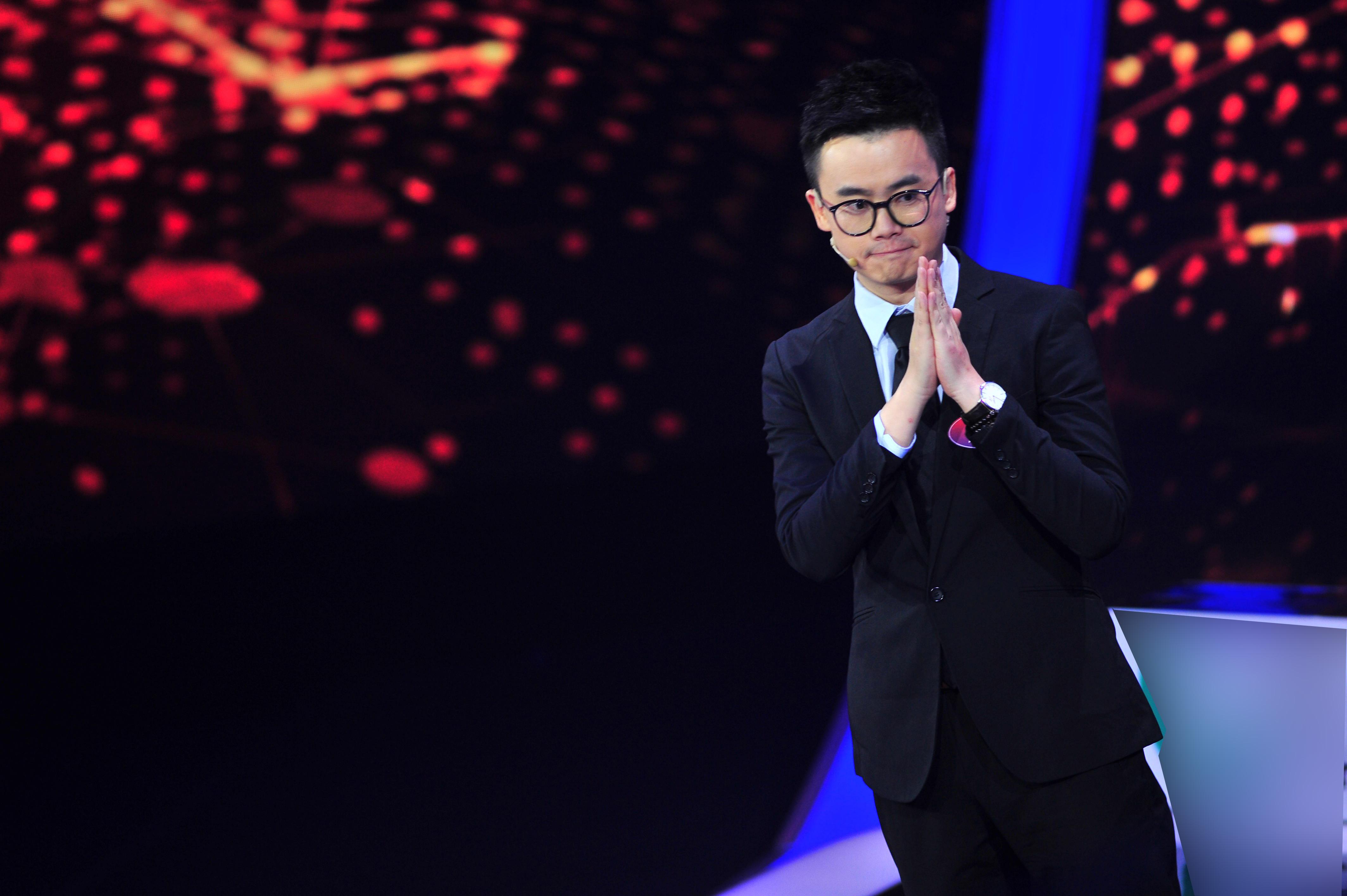 《我是演说家》总决赛完美收官 复旦教师熊浩蝉联冠军