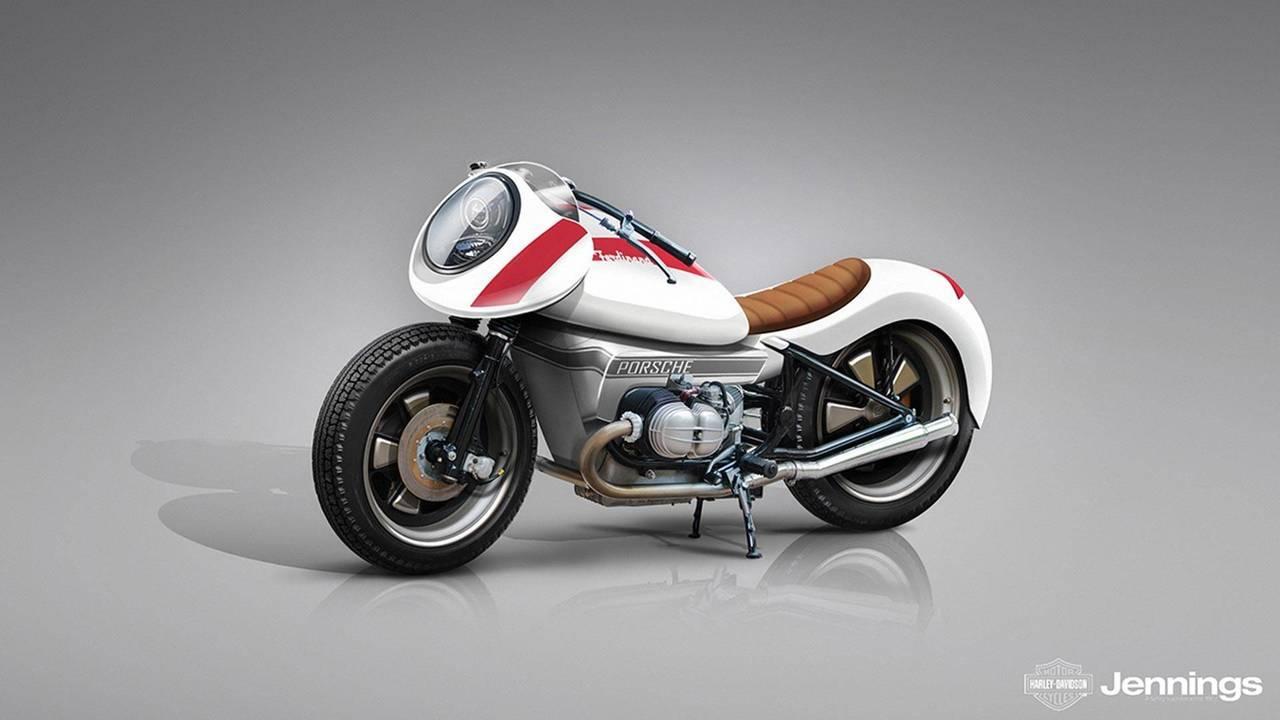 如果豪华汽车品牌造摩托车会设计成什么样?