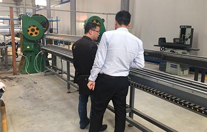武汉保利•大都会k1地块1—4号楼铁艺栏杆制作及安装工程承包