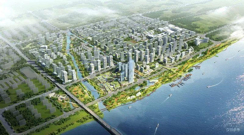 江岸尚城规划图