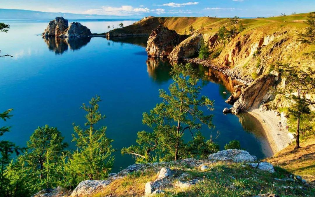 贝加尔湖:西伯利亚的明眸