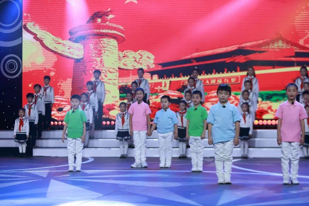【少兒春晚】青島電視臺少兒春晚,畫面太美太驚艷!圖片