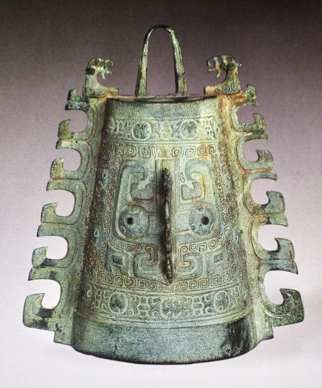 编钟 青铜器 铜钟 钟 1080_1301