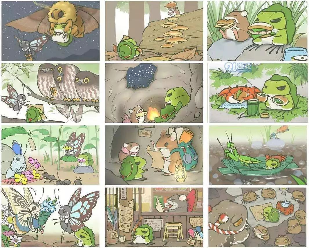 儿行千里母担忧,我的蛙你啥时候回家!