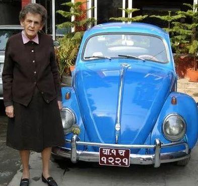 人物 终身未婚的喜马拉雅女皇,在尼泊尔逝世,享年95岁!