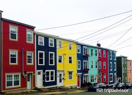 世界上最色彩斑斓的13个城市,让你掉进彩虹里!