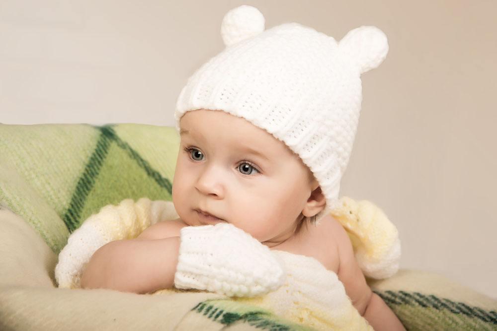 实用冬季儿童情况戴帽攻略