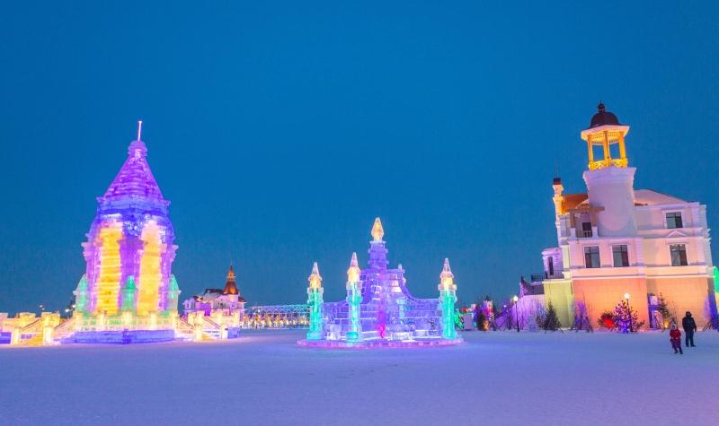 年前最后一次东北旅游,就为了完成泼水成冰的旅行梦想