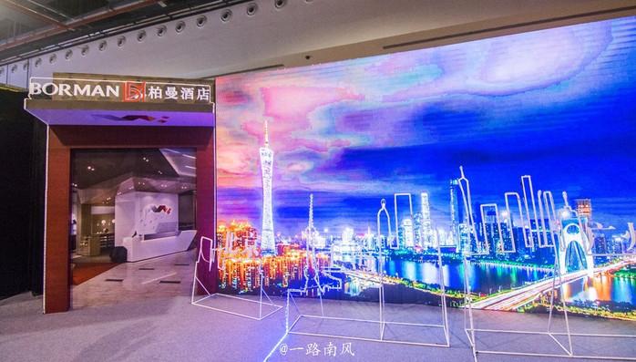 穿行在冬日广州的画境里,沉醉在东呈的美学里!