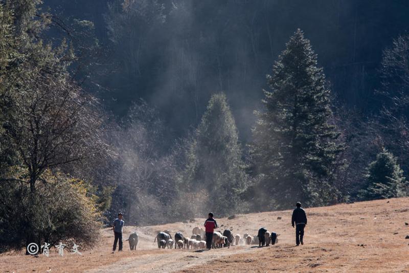 户外圈子里都在疯传一个叫独龙江的地方,那么什么季节去最好呢?