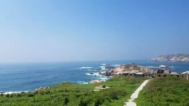 位于广东的最美海岛,每天仅允许100个人登岛,拥有最原生态的美景!