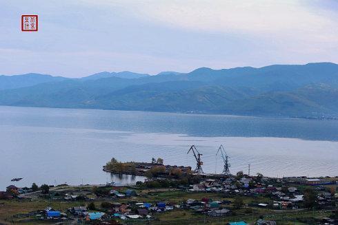 「原创」「贝加尔湖自驾游」西伯利亚大铁路和伊尔库茨克小商贩