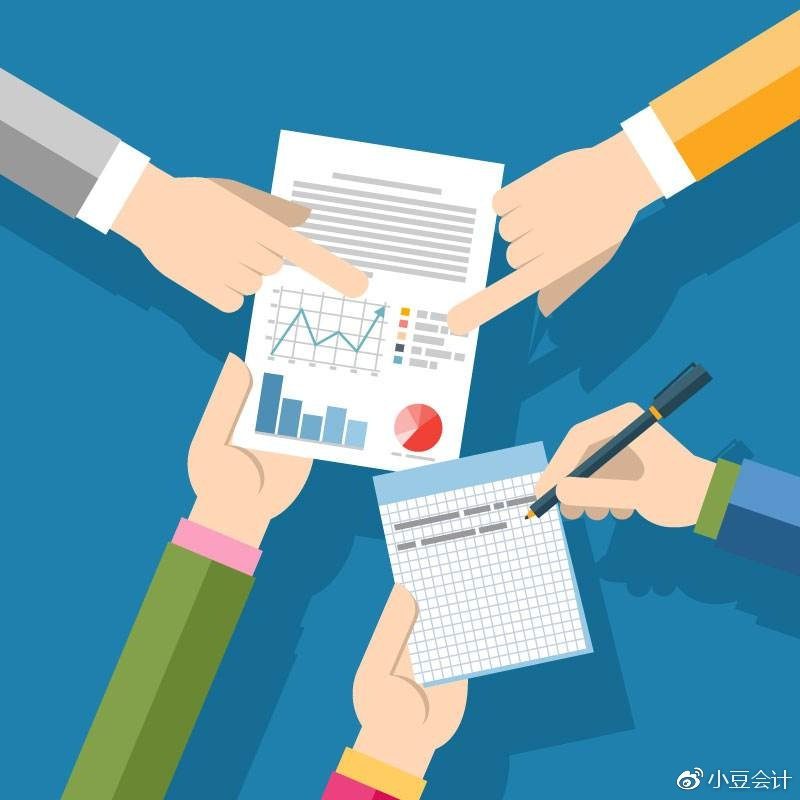 会计财务报表中的表里观分析图片
