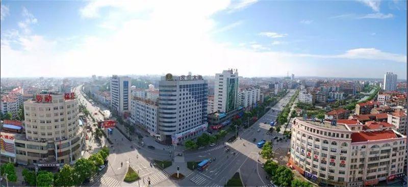汉川gdp_厉害了 中国中部县域经济100强发布,汉川这次...