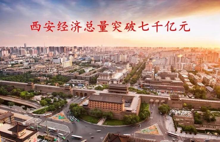 2019西安经济总量_西安数字经济产业园