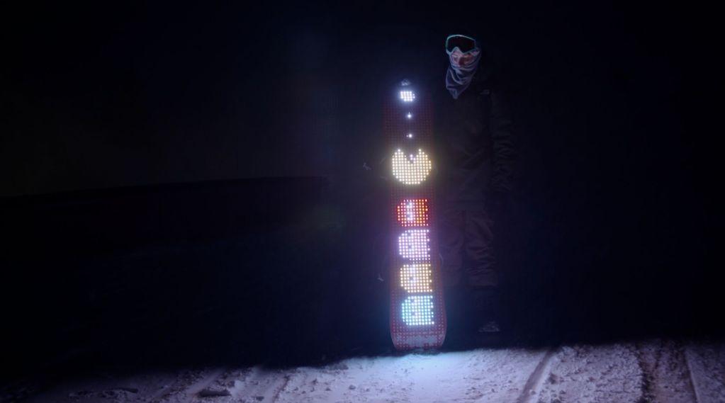 可编程LED板底雪板(图6)