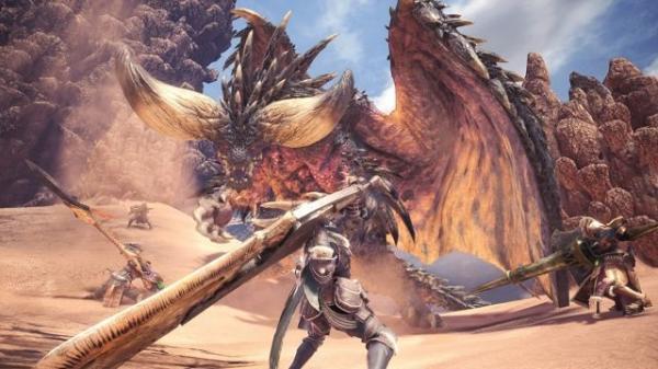《魔物猎人》系列史上销售新纪录,《魔物猎人:世界》全球销量 3 日突破 500 万套