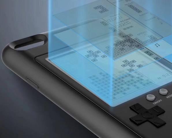 复古游戏手机壳-