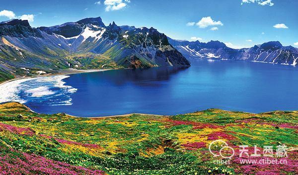 """曾完全属于中国的湖泊,现在却成""""界湖"""""""