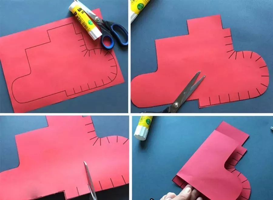【小鞋子】幼师创意手工制作,不一样的手工创作,不一样的课堂