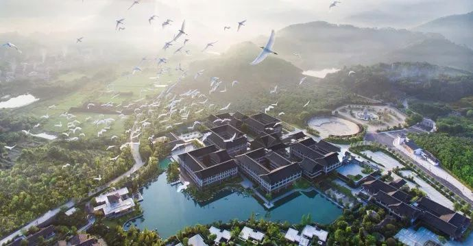 看清楚,这些才是广东的真温泉!环境美过北海道,绝对顶级享受!