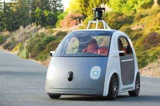 现实与未来距离有多远?畅谈无人驾驶汽车