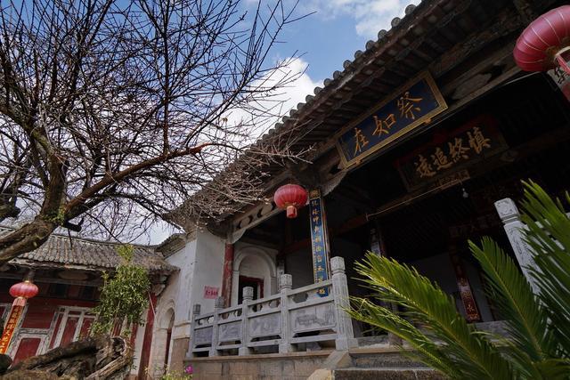 腾冲张氏宗祠双始祖:六百年前兄弟戎边,后人建祠堂成抗战指挥所